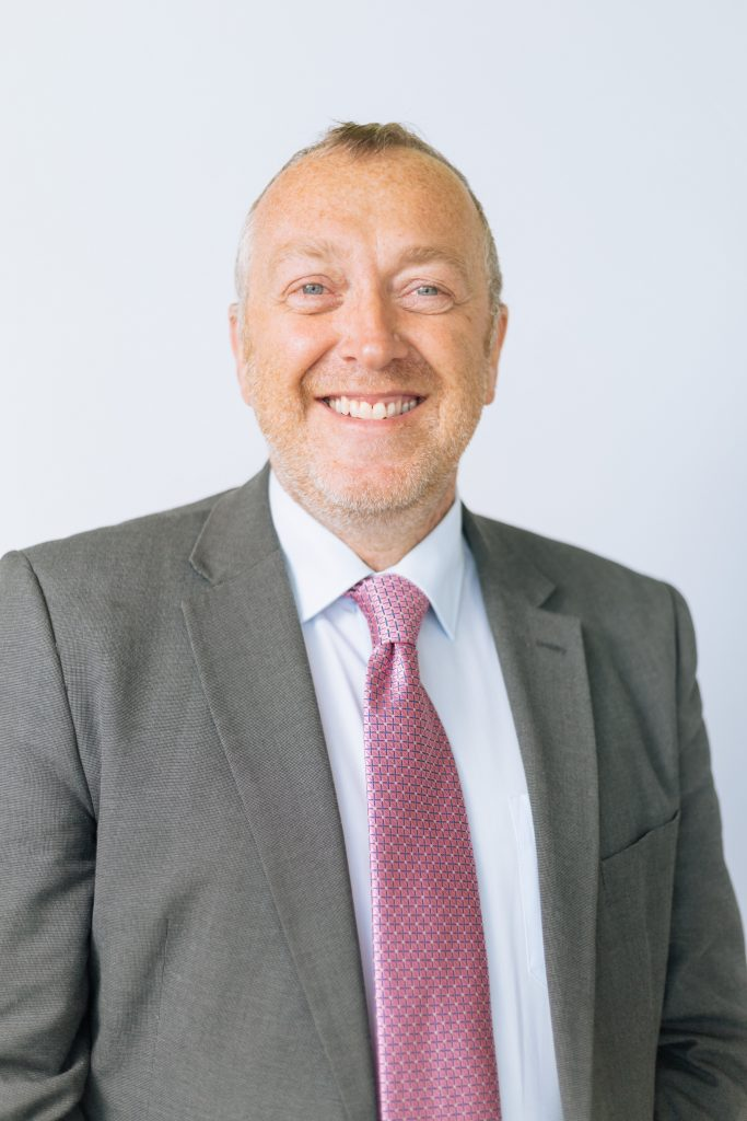 Sir Steve Lancashire REAch2 Chief Executive